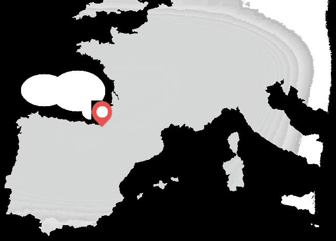 Hendaiako mapa