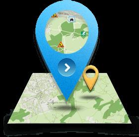 Hendaye carte interactive