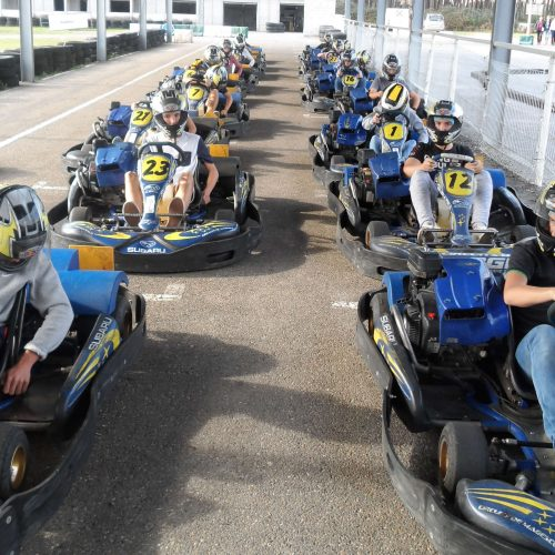 ados : sortie karting