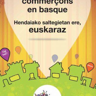 Euskara - Aide Pédagogique - Commerçons en basque