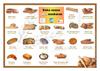 """Affiche """"les pains"""" pour apprendre l'euskara"""