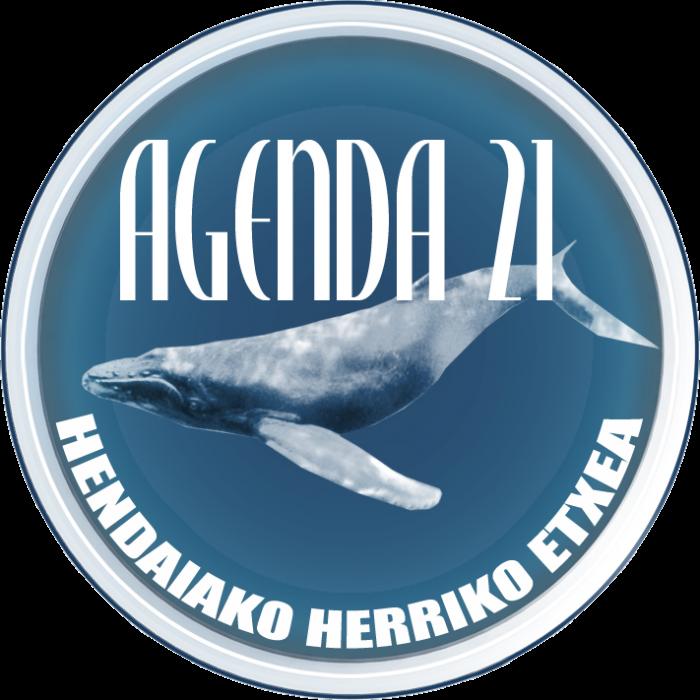 logo de l'Agenda 21 à hendaye