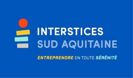 logo interstices sud aquitaine Entreprendre en toute sérénité