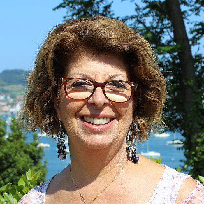 Marie Ceza - élue mairie Hendaye