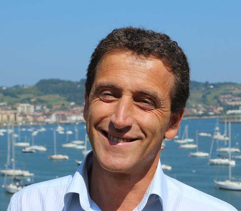 Paco Durandeau - élu mairie Hendaye