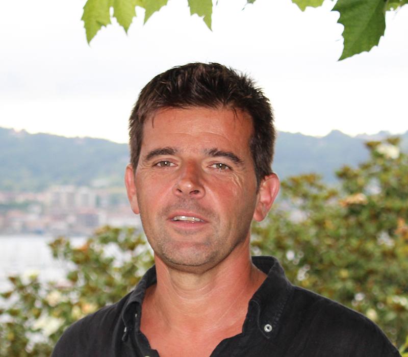 Jean-Michel Giansanti - élu mairie Hendaye
