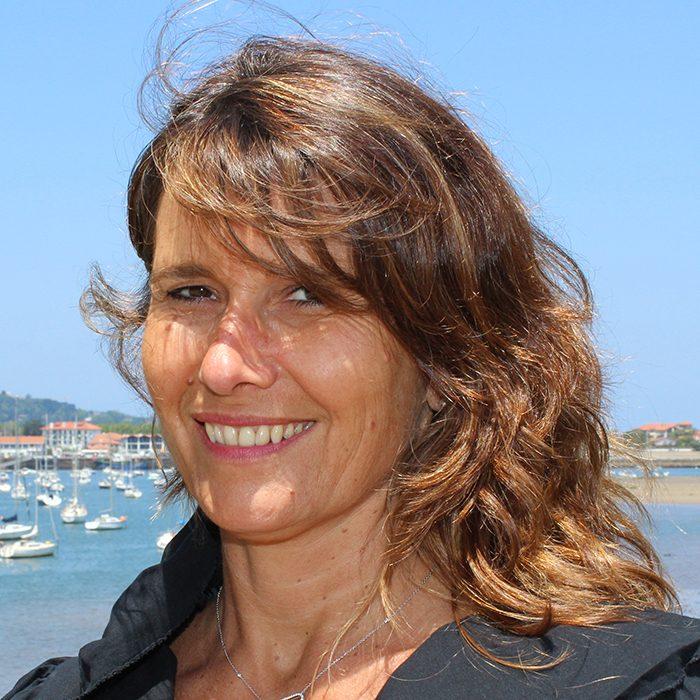 Chantal Kehrig-Cottençon - élue mairie Hendaye