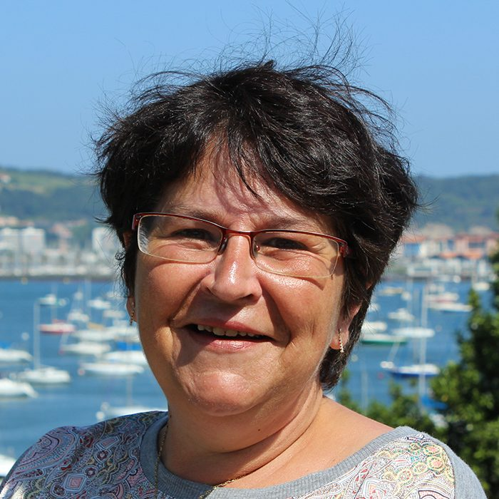 Legardinier Claire - élue mairie Hendaye