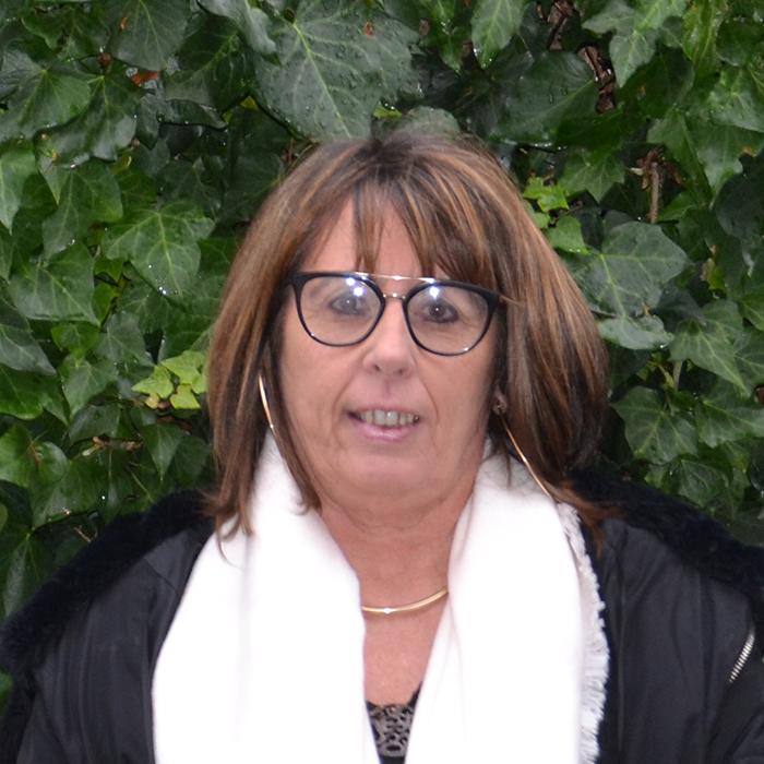 Ansault Martine - élue Mairie Hendaye