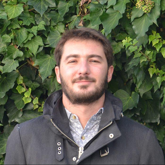 Peio Pouyfaucon - élu mairie Hendaye