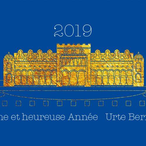 Hendaye vœux 2019