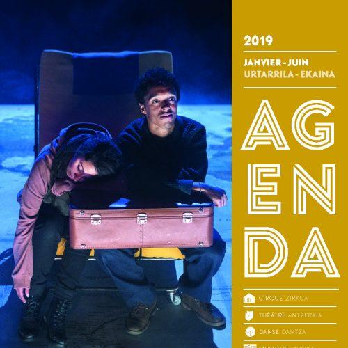Hendaye agenda culturel premier semestre 2019