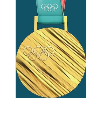 Médaille d'or JO